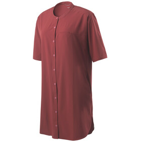 Houdini W's Trail Shirt Dress Pava Red